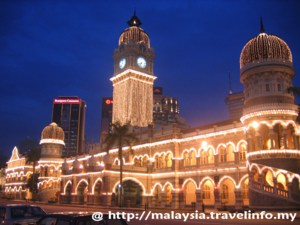 Malaysia Travel Information Website