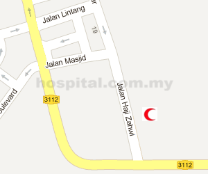 Hospital Mukah Location Map