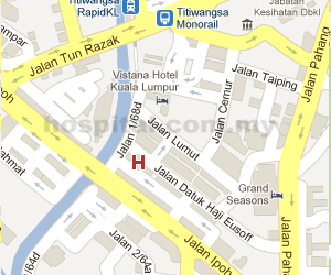 Roopi Medical Centre Location Map